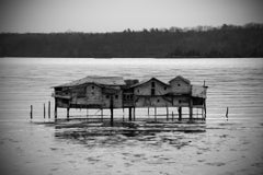 "Mudflat House (from Robert Hite's ""Imagined Histories"" collection)"