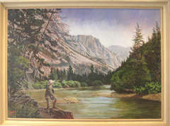 On The Banks of the Green River