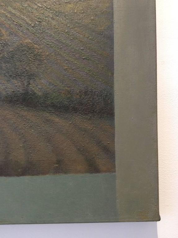 Opening No. 54 (Modern Hudson River Valley Oil Landscape Painting on Canvas) 3