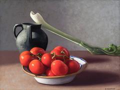 Amy Weiskopf - Tomatoes, Celery, and Vessel