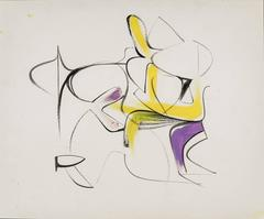 Ray Spillenger - Untitled (Sketch 15)