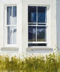 Randall Exon - Untitled [Two Windows]