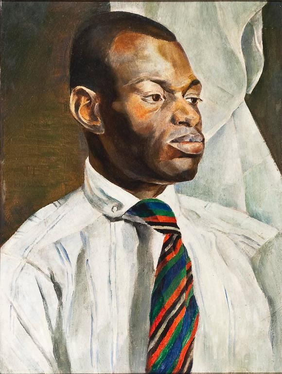 Stefan Hirsch stefan hirsch portrait of an painting for sale at 1stdibs