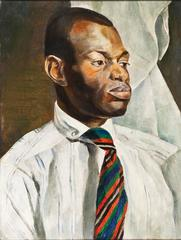 Portrait of an African-American Man