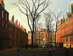 Thomas Fransioli - Louisburg Square, Boston