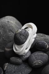 Marble and Baja Beach Stone Eight
