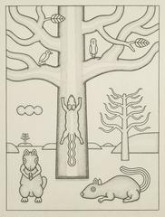 (Three Squirrels)