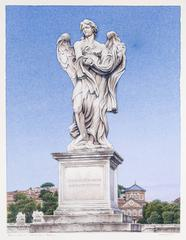 Bernini Angel, Ponte Sant'Angelo