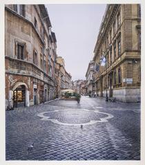 Piazza delle Cinque Scole