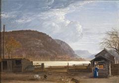 The Oven [Ramapo Mountain]