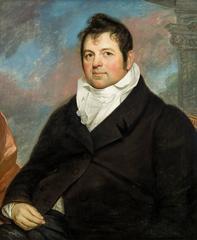 Portrait of Henry I Wyckoff (1768-1839)