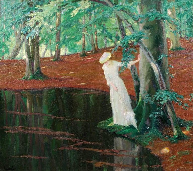 Edward Cucuel Paintings For Sale