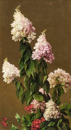 Hydrangeas and Other Garden Flowers