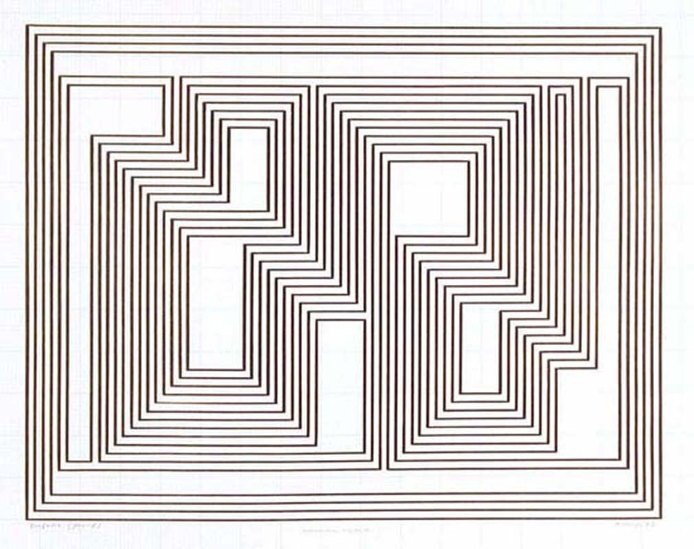 Prefatio, from the Graphic Tectonics Series
