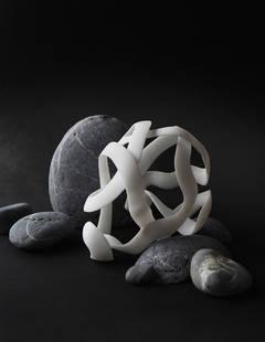 Marble and Baja Beach Stone 11