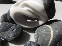 Marble & Baja Beach Stone 2