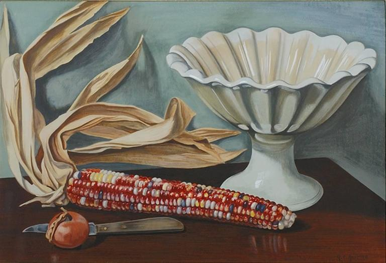 Corn from Iowa