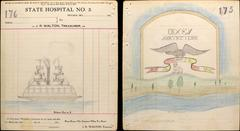 """Dixey Arktecture""/ Steamer Ship [175/176]"