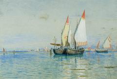 Fishing Boats, Venice