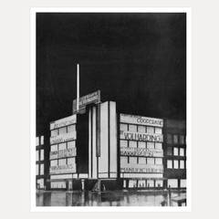 De Volharding Building, Holland c1926
