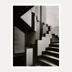 Staircase for the Cafe de Aubette, Strasbourg c1928