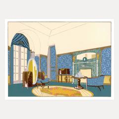 Salon Par Samy, Paris c1925