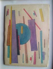 Supermatist Composition, circa 1921