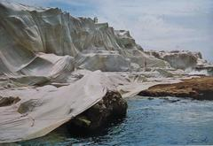 Wrapped Coast in Australia, 1990