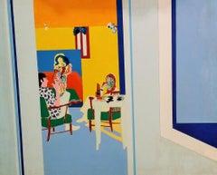 Figures in a Room, 1969