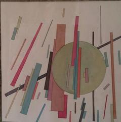 Suprematist Composition, circa 1920