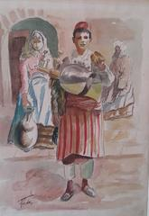 The Coffee Seller