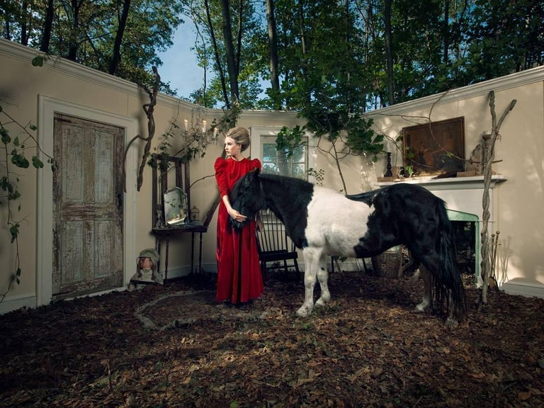 Adrien Broom Color Photograph - Love