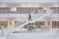 The Stuttgart Library