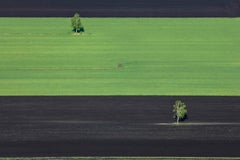 Stripes - Aerial color photography
