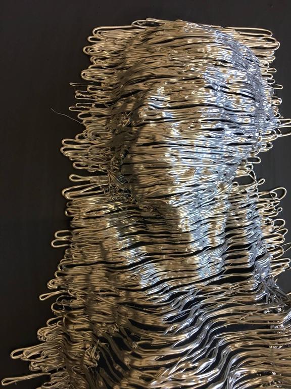 Nude - Sculpture by Adi Kraus