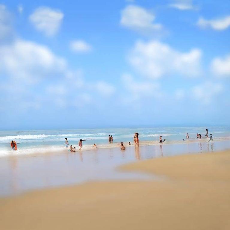 Igal Pardo Landscape Photograph - At the beach