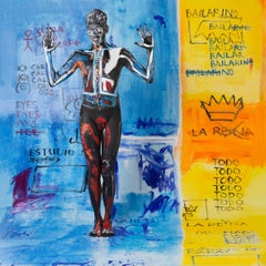 Hommage to Basquiat