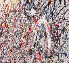Hommage a Pollock II