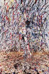 Hommage a Pollock IV