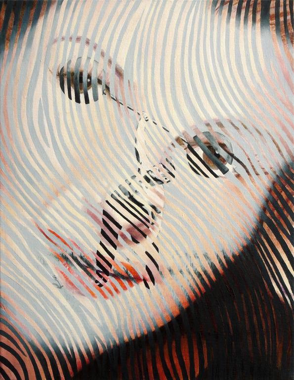 James Paulsen Figurative Painting - Spectacles