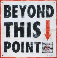 Beyond This Point (Is It Safe? series)
