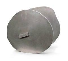 Wheel - aluminum sculpture