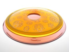 Meso (w/ intricate bubble trap pattern)