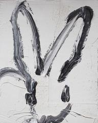 Untitled (Black & White Bunny I)