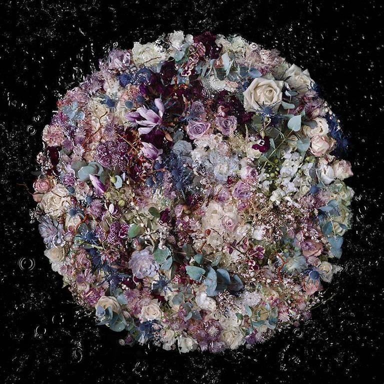 Clara Hallencreutz - Wet Paint Purple Rain For Sale at 1stdibs