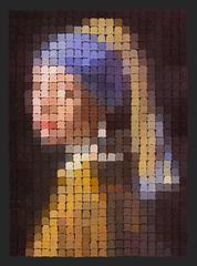 Digestible Art - Vermeer