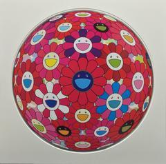 Flower Ball (3D) Turn Red!