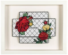 Chanel Red Red Rose