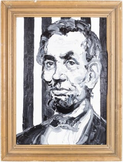 Hunt Slonem Portrait Paintings