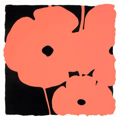 Poppies (Coral)